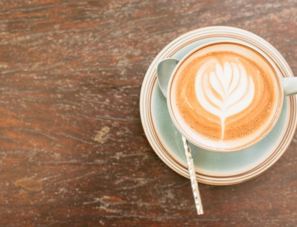 Ontspanmomenten Balans - kopje koffie