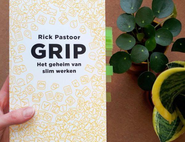 Foto van boek Grip - boek van de maand