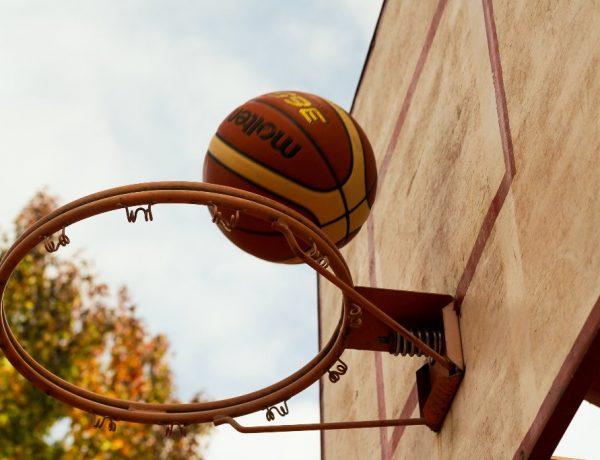 Van voornemen naar doel - blog Eefficiënter - basketbal en ring
