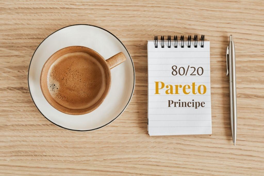Pareto-principe om meer uit je mogelijkheden te halen